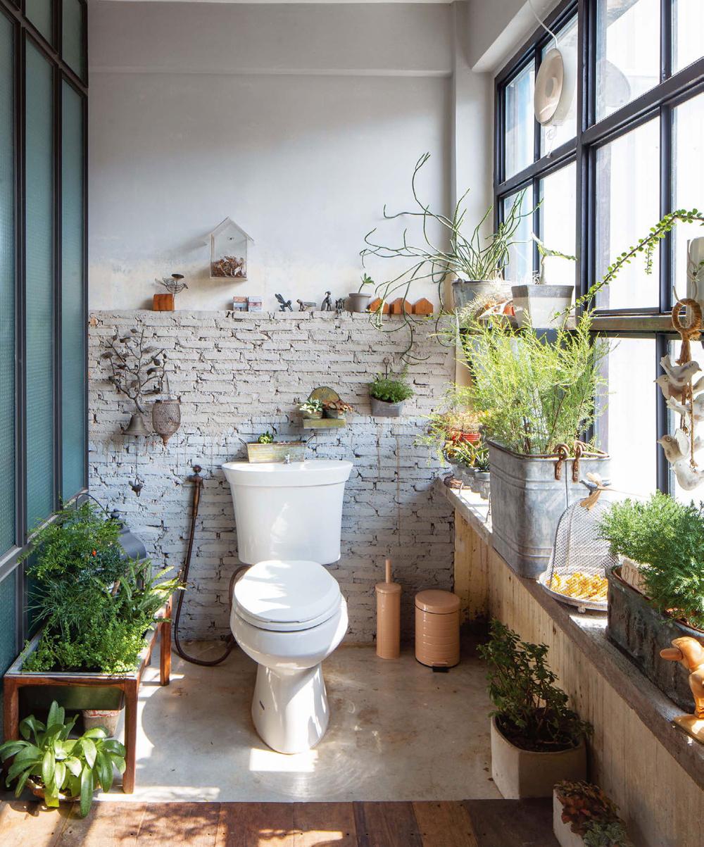 อยากจัดสวนในห้องน้ำแต่ไม่รู้จะเริ่มยังไงดี รูปที่ 2