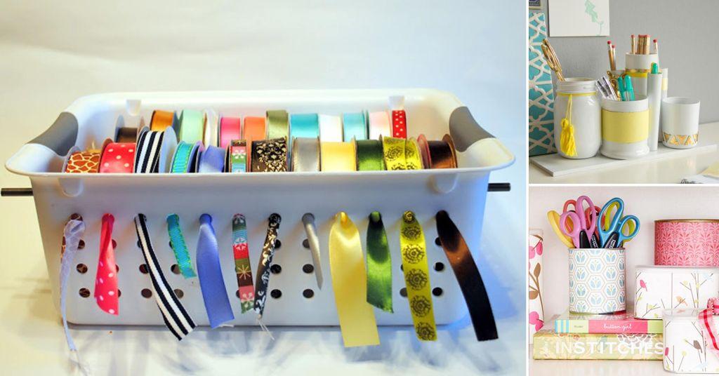 รวม 6 ไอเดีย DIY ของใช้ง่ายๆ ที่ทำให้ชีวิตในบ้านของคุณสะดวกขึ้น