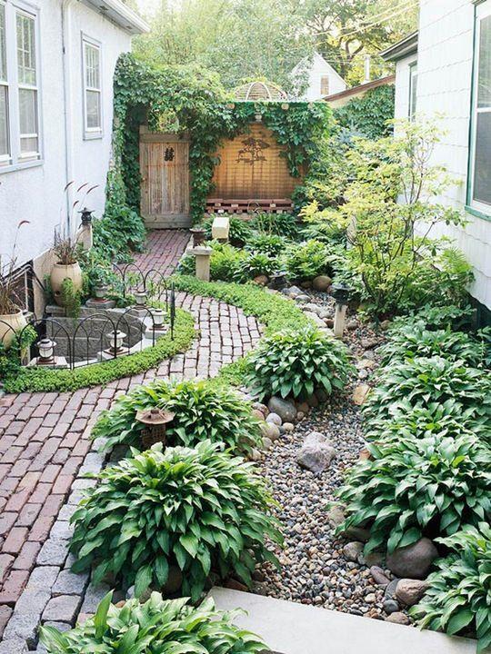 ตกแต่งทางเดินในสวนให้สวยได้ด้วยตัวเอง รูปที่ 8