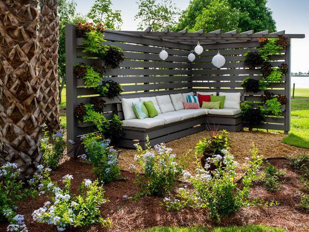 15 ไอเดียซุ้มระแนงไม้เพิ่มความสวยงามให้สวนในบ้าน รูปที่ 11