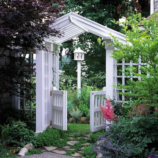 ชวนแต่งสวนสไตล์วินเทจด้วยซุ้มประตู รูปที่ 4