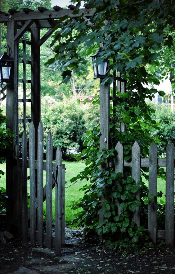 ชวนแต่งสวนสไตล์วินเทจด้วยซุ้มประตู รูปที่ 15