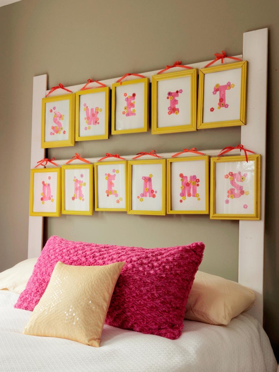 20 ไอเดียการตกแต่งหัวเตียงแบบ D.I.Y เพื่อให้ความสวยงามแก่ห้องนอน รูปที่ 2