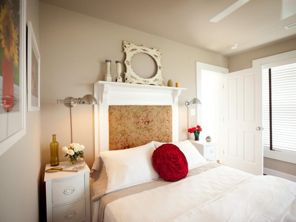 20 ไอเดียการตกแต่งหัวเตียงแบบ D.I.Y เพื่อให้ความสวยงามแก่ห้องนอน รูปที่ 3