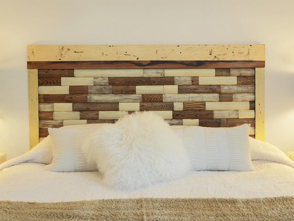 20 ไอเดียการตกแต่งหัวเตียงแบบ D.I.Y เพื่อให้ความสวยงามแก่ห้องนอน รูปที่ 4