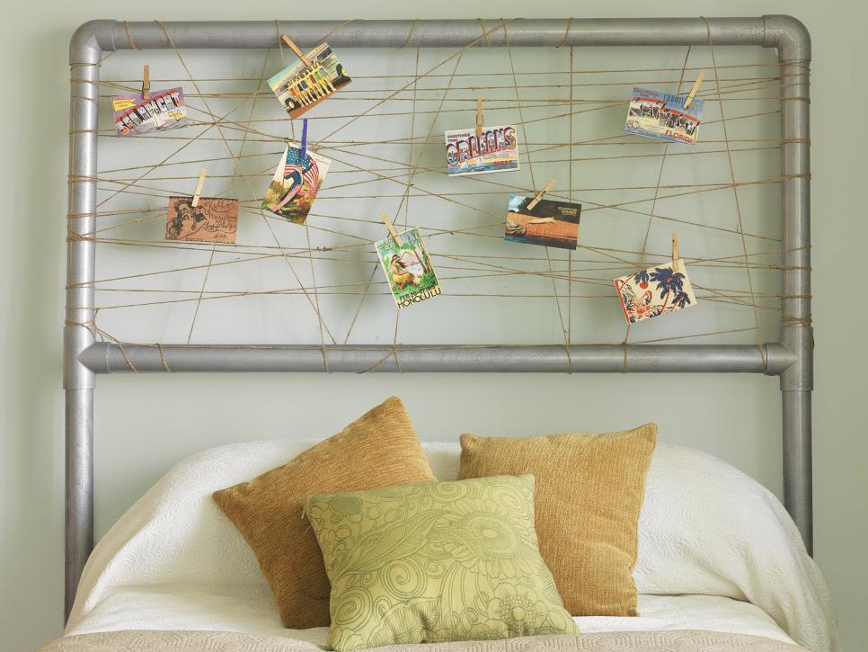 20 ไอเดียการตกแต่งหัวเตียงแบบ D.I.Y เพื่อให้ความสวยงามแก่ห้องนอน รูปที่ 5