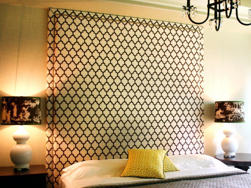 20 ไอเดียการตกแต่งหัวเตียงแบบ D.I.Y เพื่อให้ความสวยงามแก่ห้องนอน รูปที่ 9