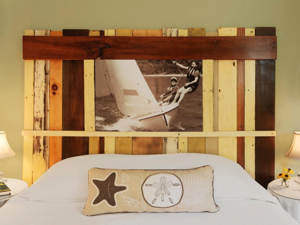 20 ไอเดียการตกแต่งหัวเตียงแบบ D.I.Y เพื่อให้ความสวยงามแก่ห้องนอน รูปที่ 10