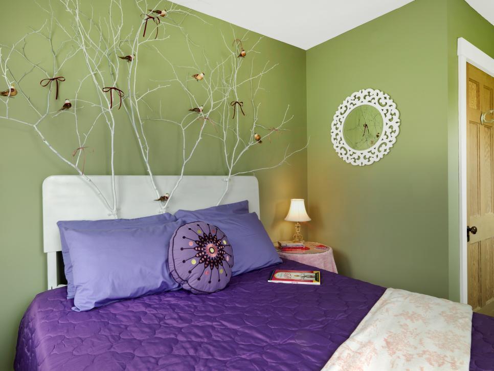 20 ไอเดียการตกแต่งหัวเตียงแบบ D.I.Y เพื่อให้ความสวยงามแก่ห้องนอน รูปที่ 12