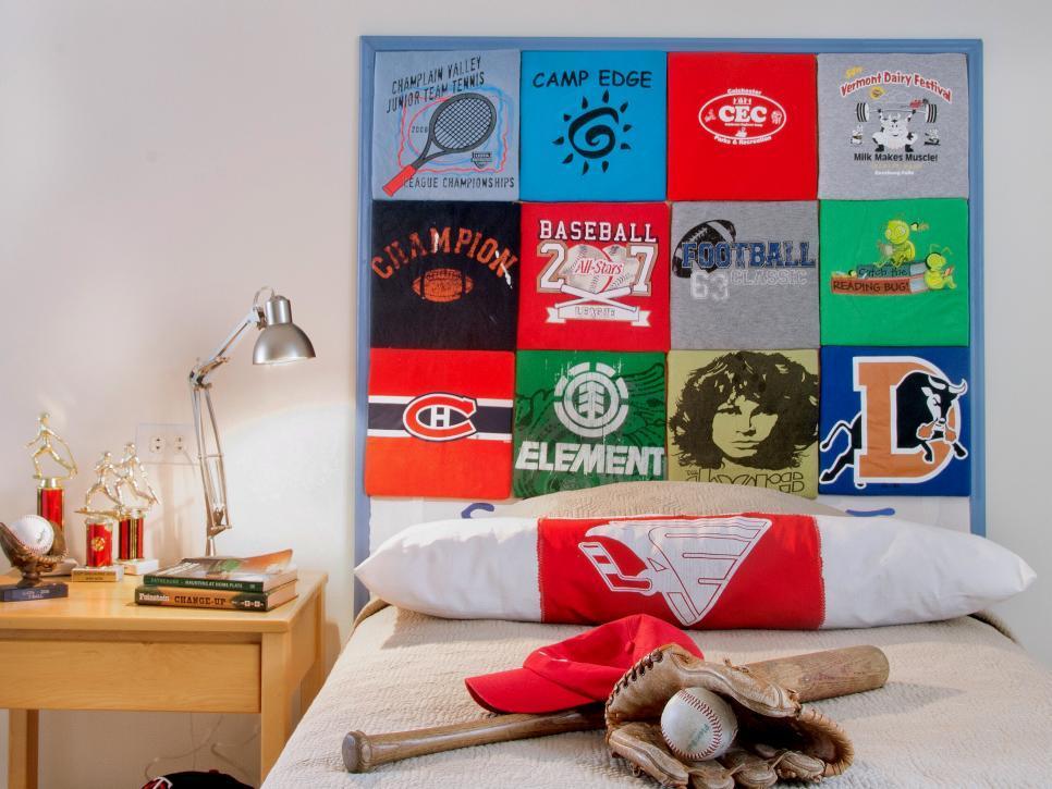 20 ไอเดียการตกแต่งหัวเตียงแบบ D.I.Y เพื่อให้ความสวยงามแก่ห้องนอน รูปที่ 14
