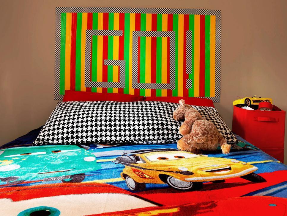 20 ไอเดียการตกแต่งหัวเตียงแบบ D.I.Y เพื่อให้ความสวยงามแก่ห้องนอน รูปที่ 16