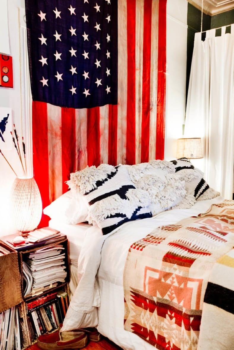 20 ไอเดียตกแต่งห้องนอนได้อย่างง่าย ๆ ตามแบบ D.I.Y รูปที่ 6