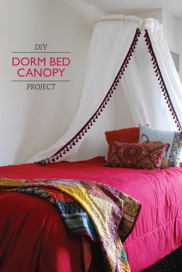 20 ไอเดียตกแต่งห้องนอนได้อย่างง่าย ๆ ตามแบบ D.I.Y รูปที่ 12
