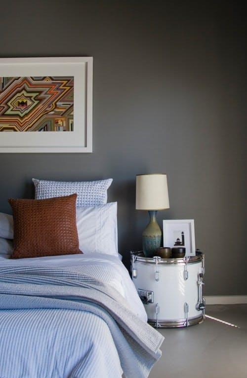 20 ไอเดียตกแต่งห้องนอนได้อย่างง่าย ๆ ตามแบบ D.I.Y รูปที่ 16