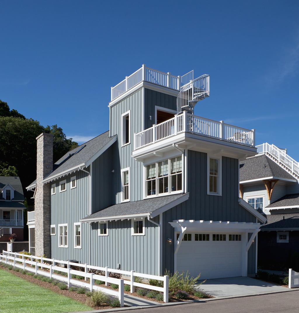 บ้านสวย 3 ชั้น สไตล์คอทเทจ สวยหรูหราอลังการ    รูปที่ 6