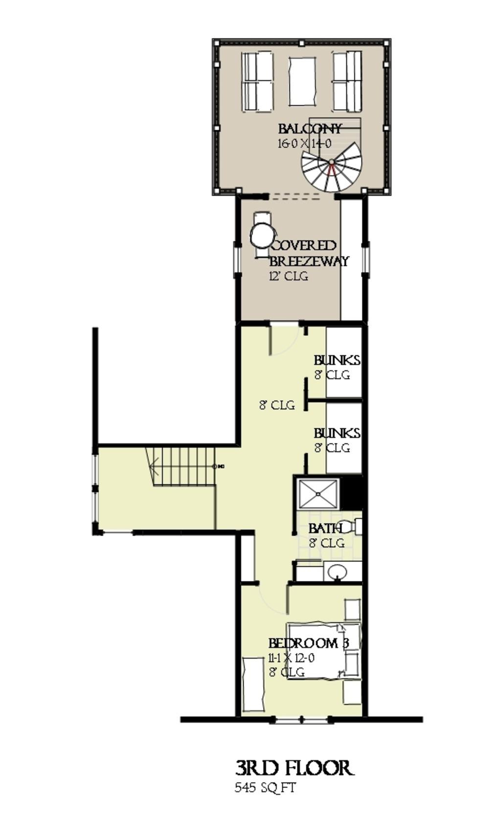 บ้านสวย 3 ชั้น สไตล์คอทเทจ สวยหรูหราอลังการ    รูปที่ 17
