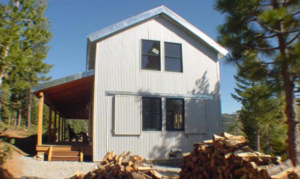 เพลิดเพลินไปกับบ้านรักษ์ธรรมชาติ จากการออกแบบของ DAVID WRIGHT รูปที่ 3
