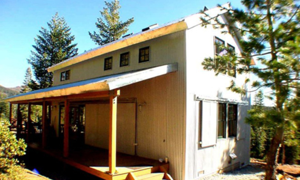 เพลิดเพลินไปกับบ้านรักษ์ธรรมชาติ จากการออกแบบของ DAVID WRIGHT รูปที่ 4