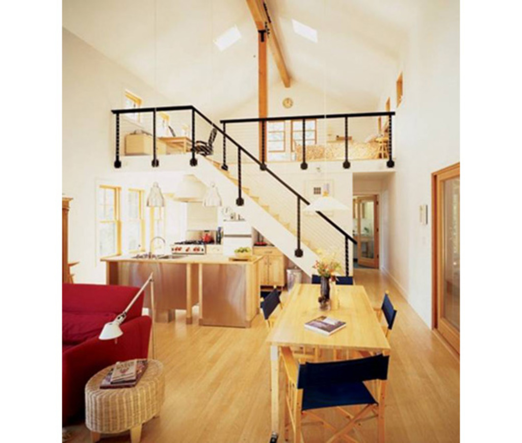 เพลิดเพลินไปกับบ้านรักษ์ธรรมชาติ จากการออกแบบของ DAVID WRIGHT รูปที่ 7