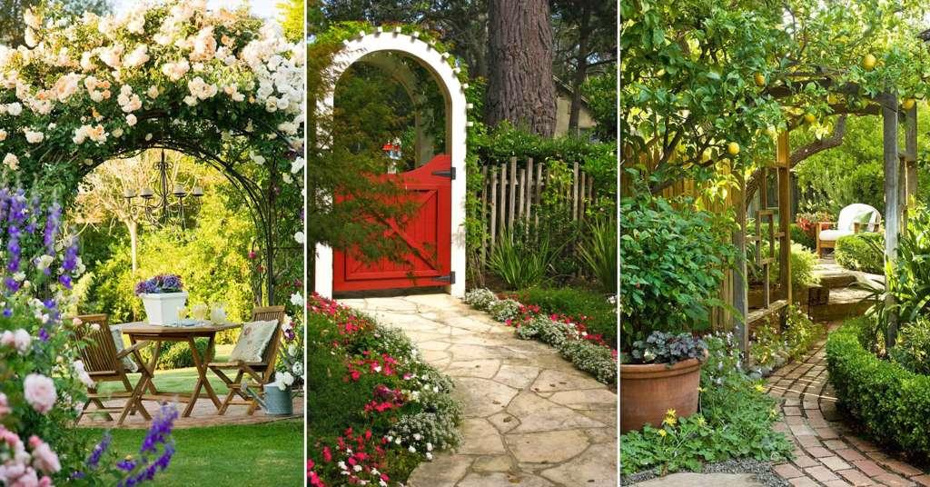 ชวนแต่งสวนสไตล์วินเทจด้วยซุ้มประตู รูปที่ 1