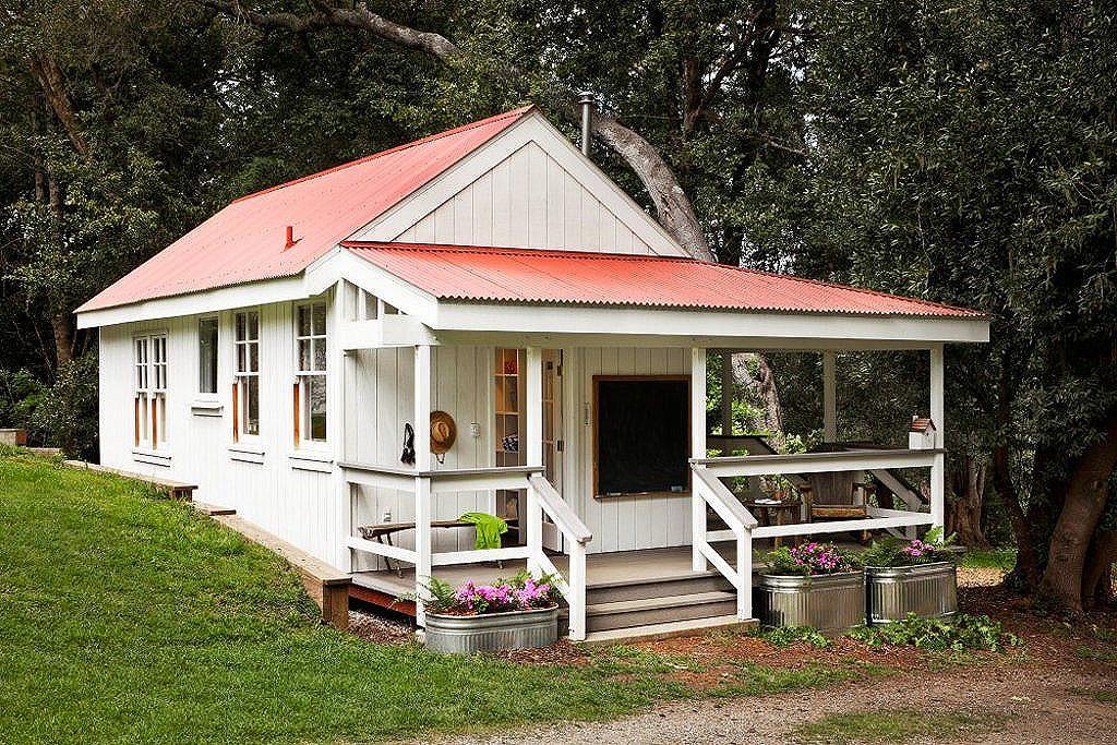 The Farmhouse style บ้านสวนขนาดเล็ก โดดเด่นด้วยดีไซน์จาก RICHARDSON ARCHITECTS รูปที่ 3