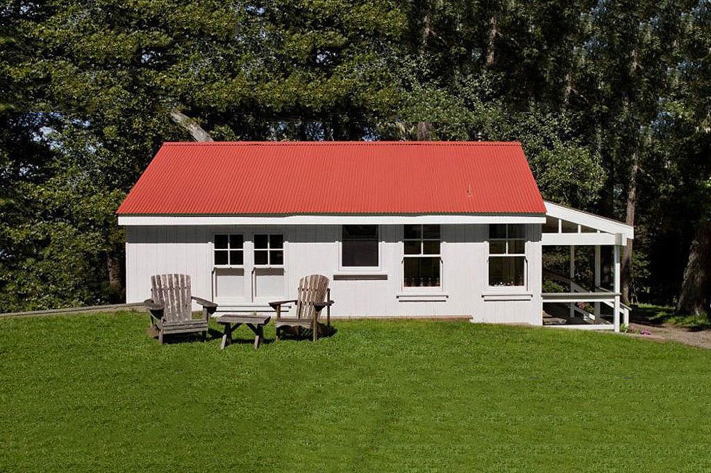 The Farmhouse style บ้านสวนขนาดเล็ก โดดเด่นด้วยดีไซน์จาก RICHARDSON ARCHITECTS รูปที่ 4
