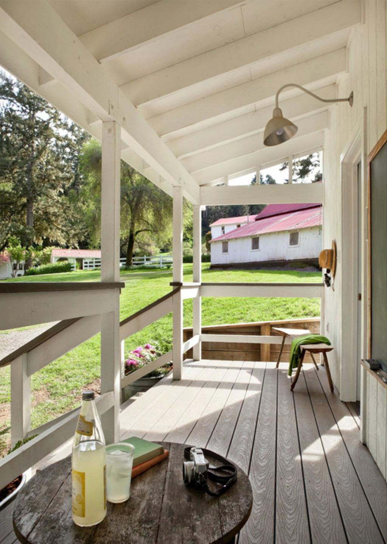 The Farmhouse style บ้านสวนขนาดเล็ก โดดเด่นด้วยดีไซน์จาก RICHARDSON ARCHITECTS รูปที่ 5