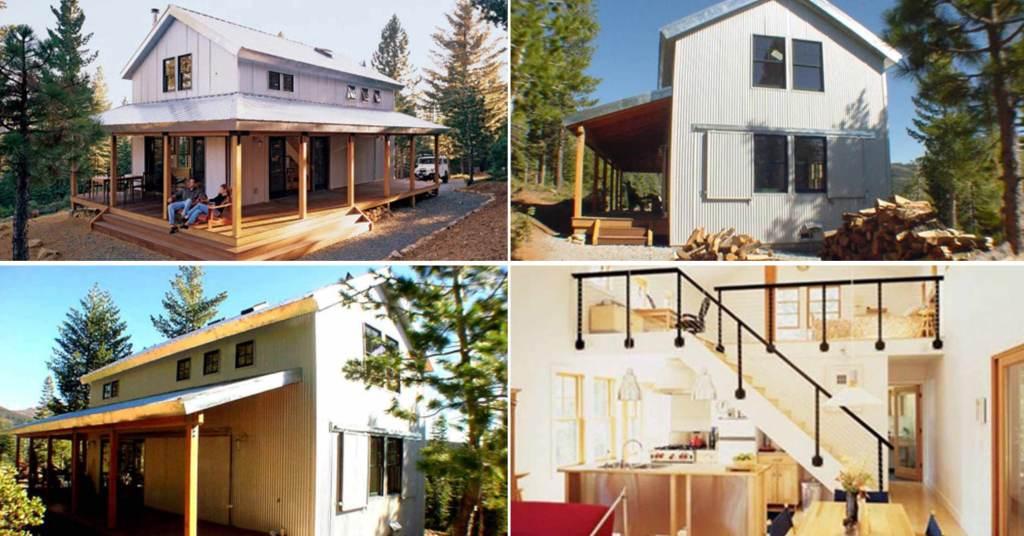 เพลิดเพลินไปกับบ้านรักษ์ธรรมชาติ จากการออกแบบของ DAVID WRIGHT รูปที่ 1