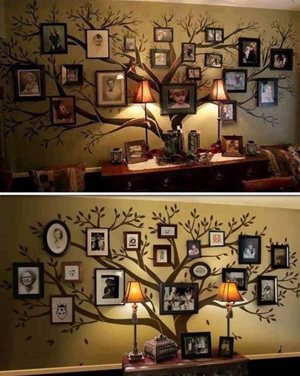 20 ไอเดีย D.I.Y ของตกแต่งบ้านสวยด้วยวิธีง่าย ๆ จากฝีมือของตัวเอง รูปที่ 17