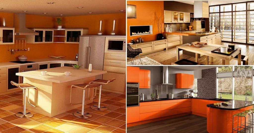 12 ไอเดียการแต่งครัวสีส้ม สุดจี๊ดจ๊าด ไม่ซ้ำใคร