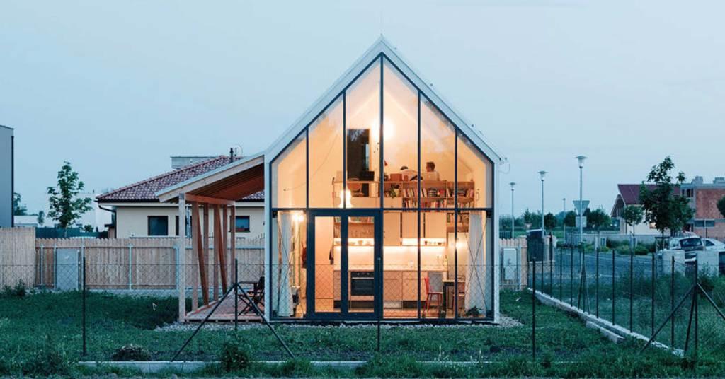 ไอเดียเจ๋ง! บ้านในแนวคิดประหยัดพลังงานสุดเท่