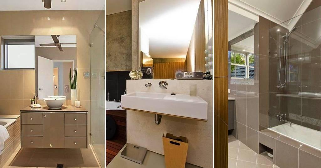 20 ไอเดียห้องน้ำที่ให้ความเป็นส่วนตัว สวยถูกใจและหรูหรา