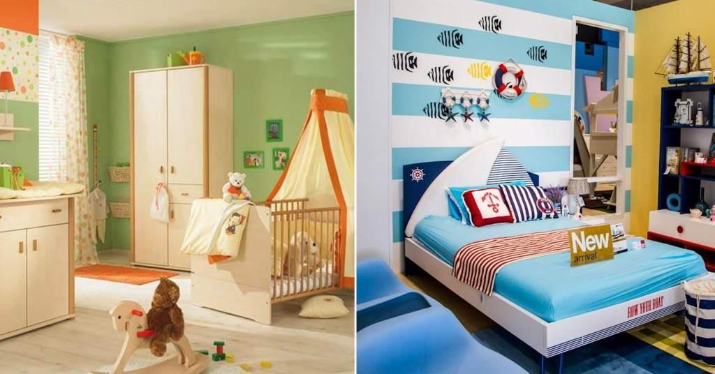 เคล็ดลับการดัดแปลงห้องนอนเด็กให้กลายเป็นห้องนอนวัยรุ่นเมื่อลูกโตขึ้น