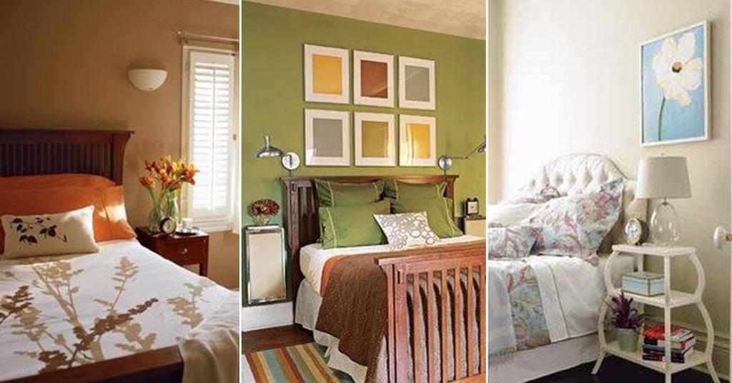 20 ไอเดียห้องนอนราคาถูก สวยคุ้มค่า คุ้มราคา