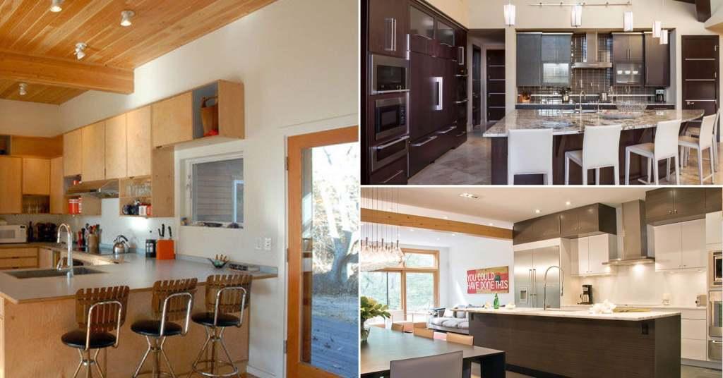 13 ไอเดียการแต่งห้องครัวสีน้ำตาล สำหรับคนรักงานไม้