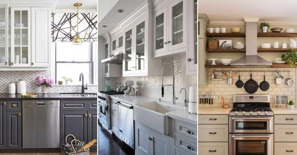แต่งห้องครัวให้โดดเด่นด้วย Backsplash