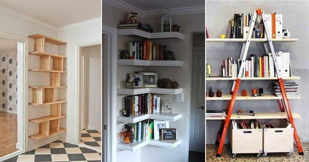รวมไอเดียชั้นวางหนังสือสำหรับมุมรักการอ่านประจำบ้าน