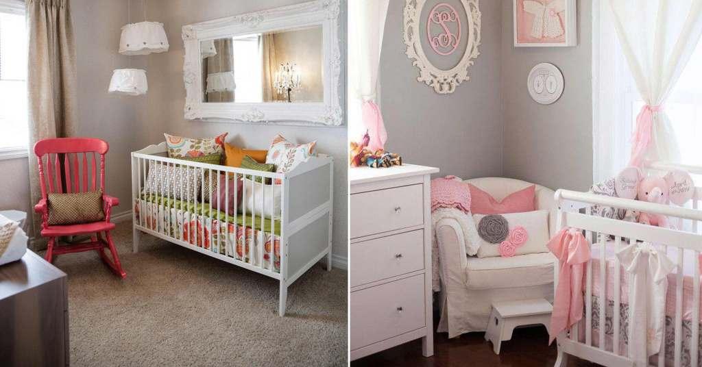 18 ไอเดีย nursery room ห้องนอนลูกน้อยแสนอบอุ่น