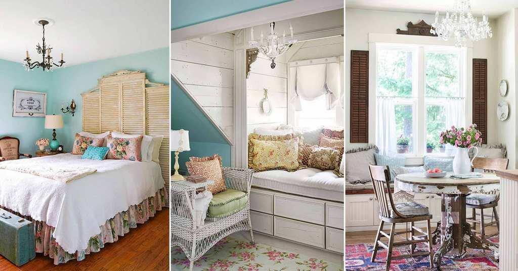 16 ไอเดียแต่งบ้านสไตล์ Cottage สวยย้อนยุคและกลมกลืนไปกับสมัยใหม่