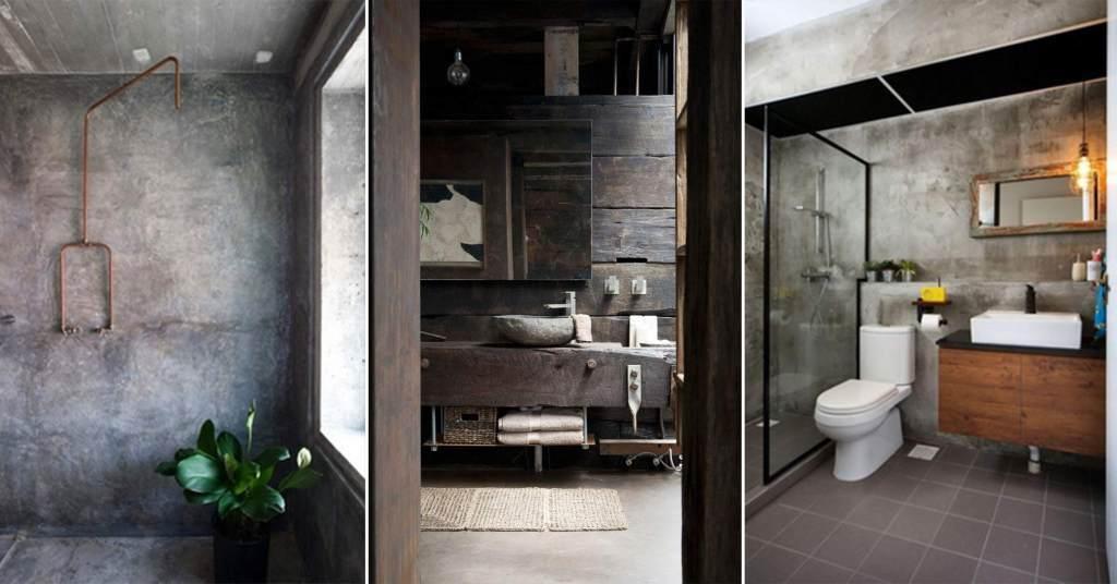 ห้องน้ำแบบลอฟท์-Loft