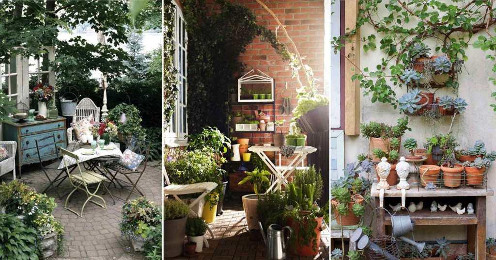 Minimal English Garden จัดสวนสวนแบบผู้ดีอังกฤษ