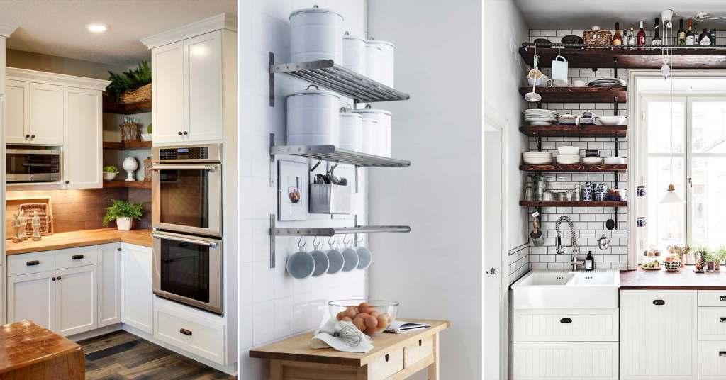 20 ไอเดียการตกแต่งห้องครัวสวยในสไตล์ D.I.Y เก๋ได้ด้วยฝีมือของตัวเอง