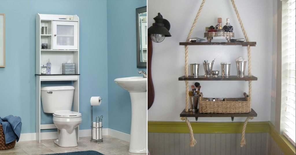 20 ไอเดียห้องน้ำหลากสไตล์แต่สวยและได้ประโยชน์ด้วยงาน D.I.Y สุดเก๋