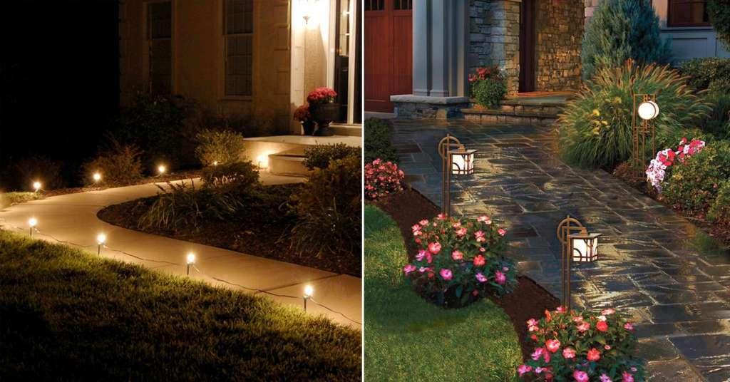 Lighting…ทางเดินสว่าง กลางสวนสวย