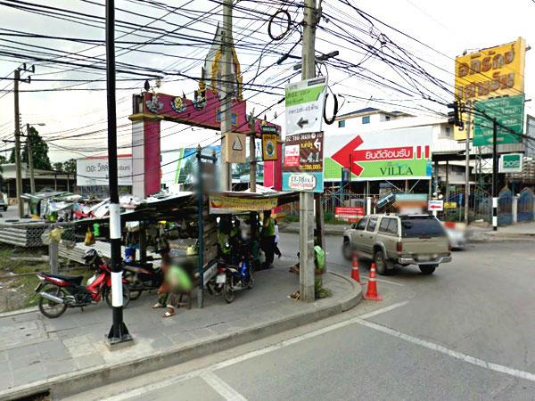 ถูกที่สุดในซอยท่าอิฐ นนทบุรี 11 ไร่กว่า หน้ากว้าง 70 เมตร ใกล้รถไฟฟ้า BTS ล้อมรอบด้วยหมู่บ้าน เข้า-ออกได้หลายทาง