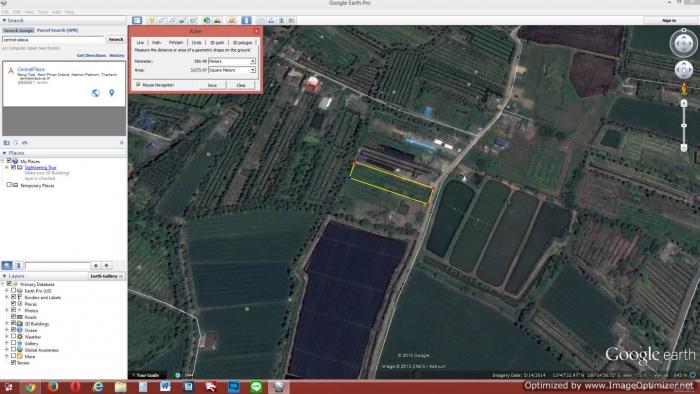 ขายที่ดิน 2 ไร่ ศาลายา นครปฐม ใกล้เซ็นทรัล ศาลายา Land for sale in Salaya