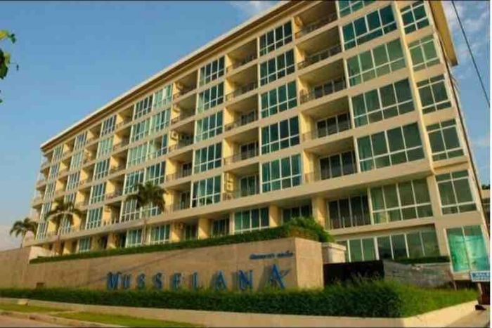 ขายคอนโด มัสเซลลาน่า คอนโดมีเนียม จอมเทียน [Musselana Condominium in Jomtien]