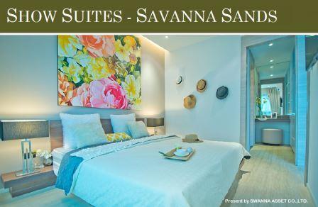 SAVANNA SANDS CONDO & RESORT PATTAYA