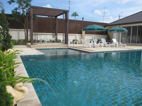 ขาย/ให้เช่า สระว่ายน้ำและฟิตเนส  พร้อมอุปกรณ์  พร้อมอาคาร ห้องพัก 1 ห้อง ห้องน้ำ 3 ห้อง