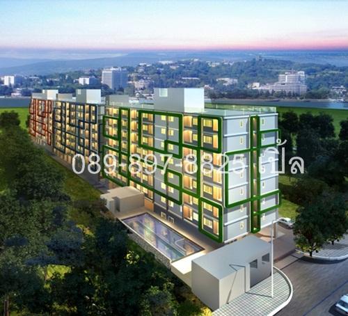 ขาย คอนโด Trio Gems Condominium หาดจอมเทียน พัทยา